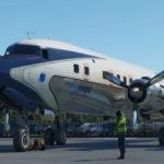 DC-6 von PMDG in Kürze startbereit