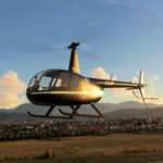 Robinson R44: Neuer kostenloser Hubschrauber